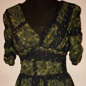 Vintage Burberry Dress Sz 4